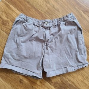 "Men's Chubbies Khaki Classic Shorts, 5.5"""